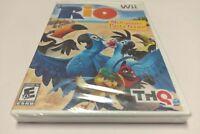 Rio (Nintendo Wii, 2011) NEW