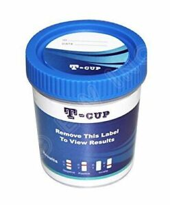 Lakeshore Trade 12 Panel Drug Test Cup -Test For 12 Drugs- FDA CLIA