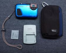 Canon PowerShot D30 Waterproof Digital Camera - GPS - Excellent Condition