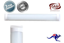 8x 36W LED Linear Slimline Ceiling Kit 5500K Cool White T8 Tube Replacement Low