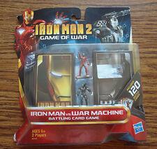 Iron Man Vs War Machine Battling Card Game – Brand New