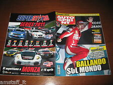 AUTOSPRINT 2010/43=GP F1 COREA=ALONSO=RALLY CATALUNYA=BMW SERIE 1 COUPE' M=