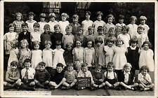 Manchester. Nashville Street 1933 School Group Class I A by Stansfeld Parker.