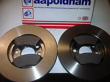 Vauxhall Corsa 00-06 1.3 CDTi 69 Front Brake Pads Discs 260mm Vented