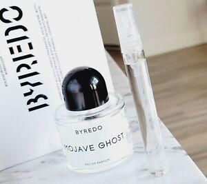 Byredo Mojave Ghost 10ml / Eau de Parfum Cologne Travel Spray Sapodilla Blossom