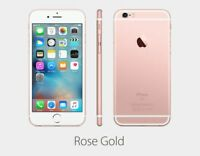 Excellent Condition Apple iPhone 6s - 64GB - Rose Gold (Unlocked)+ Warranty