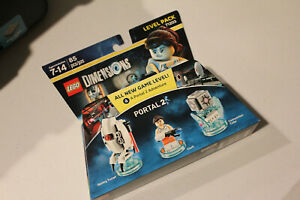Lego Dimensions Portal 2 Level Pack 85 Pcs 71203 Chell