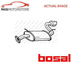 EXHAUST SYSTEM REAR SILENCER LEFT REAR BOSAL 128-005 G NEW OE REPLACEMENT
