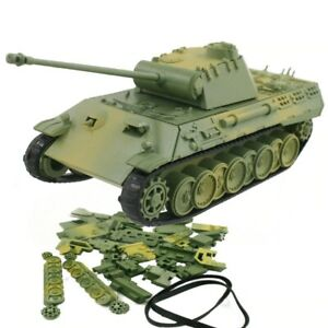 New kids toy 4D war tank Model Educational Building toy assemble toy Xmas gift
