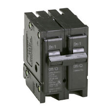 Eaton 30-Amp 2-Pole 120/240 BR Bryant Fuse-Box Trip Circuit-Breaker Load-Switch