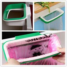 Komfortable Folding Hängende Papierkorb Abfallsackhalter Rack-Schrank Aufhänger