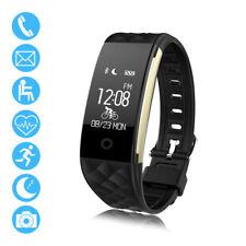 Neu S2 Smartwatch Armband Handy Pulsuhr Schrittzähler Sport Fitness Tracker IP67
