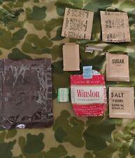 More details for genuine us army c ration pack 1 vietnam war