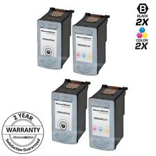 4pk PG-40 CL-41 Set Ink Cartridge for Canon PIXMA MP470