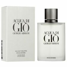 Giorgio Armani Acqua di Gio 200ml EDT Spray Retail Boxed Sealed