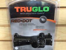 New 2018 Truglo Red Dot Sight 2x42mm 2 Power Scope 2.5 MOA TG8030B2