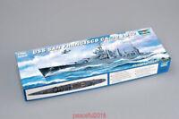 Trumpeter 1/700 05746 USS San Francisco CA-38 1942