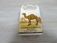 New Ashtray Camel Pack of Cigarettes Shape ceramic real size Gift