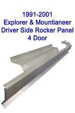 1991-2001 FORD EXPLORER MERCURY MOUNTAINEER  4DR  ROCKER PANEL DRIVER SIDE