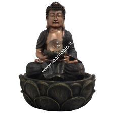 Fontanella Buddha Compassione - Con Palla di Vetro
