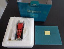 """Disney WDCC 101 DALMATIANS Figurine """"CRUELLA'S CAR"""" With Box & COA Free Shipping"""