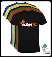 Camiseta - t-shirt - Roly con logo ktm