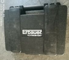 ERBAUER box for random orbital sander used