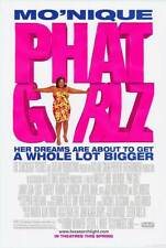 PHAT GIRLZ Movie POSTER 27x40 Mo'Nique Jimmy Jean-Louis Godfrey Jack Noseworthy