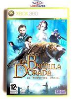 La Brujula Dorada Xbox 360 Nuevo Precintado Retro Sealed Brand New PAL/SPA