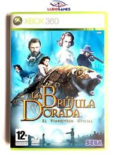 La Brujula Dorada Xbox 360 Nuevo Precintado Retro Sealed Brand New PAL/SPA
