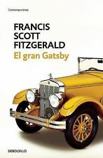 EL GRAN GATSBY/ THE GREAT GATSBY - FITZGERALD, F. SCOTT/ PINAS, E. (TRN) - NEW B