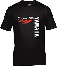 Yamaha R1 T shirt for enthusiasts Custom Design Bike Fans Personalised Tshirt