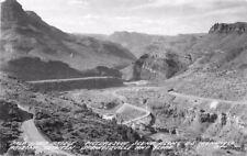 1940s Salt River Bridge Picturesque Highway 60 Springerville Globe Arizona 6843
