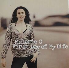 MELANIE C / SPICE GIRLS : 1ST DAY OF MY LIFE - [ 3-TK FRENCH CD ]