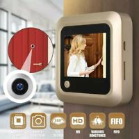 Peephole Video Doorbell
