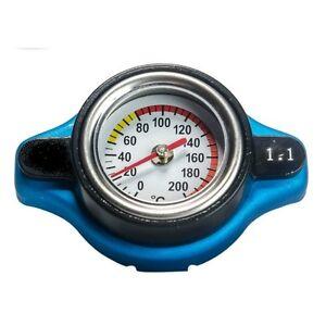 Thermost Radiator Cap Water Temp gauge TAPPO RADIATORE 1.1 BAR con temperatura
