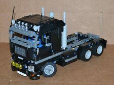 NEW LEGO TECHNIC BLACK 8258 V6 MOC/CUSTOM TRUCK over 14 inches long