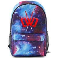 Chad Wild Clay, CWC Ninja Backpack Rucksack School GYM PE College Bag MP98 AU