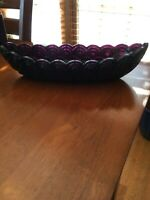 Moon And Star Amethyst Purple Relish Boat Wright 1996  100 Made