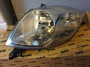 TOYOTA YARIS  2006-2008 HEADLIGHT HEADLAMP RH RIGHT DRIVER SIDE OFF SIDE