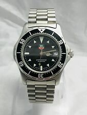 Vintage TAG Heuer 1000 Series Mens Quartz Watch 973.006 WE1114 Box and Papers