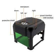 1500mW USB Laser Engraver Printer Cutter Carver DIY Logo Mark Engraving Machine