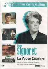 """DVD """"La veuve Couderc """"- Simone Signoret -Alain Delon  NEUF SOUS BLISTER"""