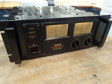 VINTAGE POWER AMP YAMAHA PC2002M 480 RMS NEAR MINT CONDITION ULTRA CLEAN