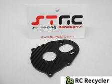 STRC Tamiya CR01 CNC Aluminum Center Transmission Motor Plate 1/10 Scale Crawler