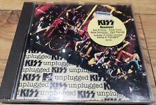 KISS Live MTV Unplugged CD The KISS Reunion' Ace Gene Paul Peter Bruce EricS VG+
