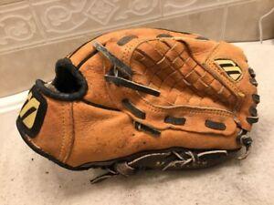 """Mizuno MMX-100P Chipper Jones Youth 10"""" Baseball T-Ball Glove Right Hand Throw"""
