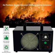 5000mgh Car Room Air Purifier Ozone Generator Odor Remove Disinfection Timer Us