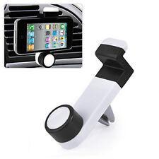 telefoon houder voor de auto in het wit met zwart