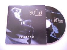 Sofia Essaidi / Roxanne - cd single